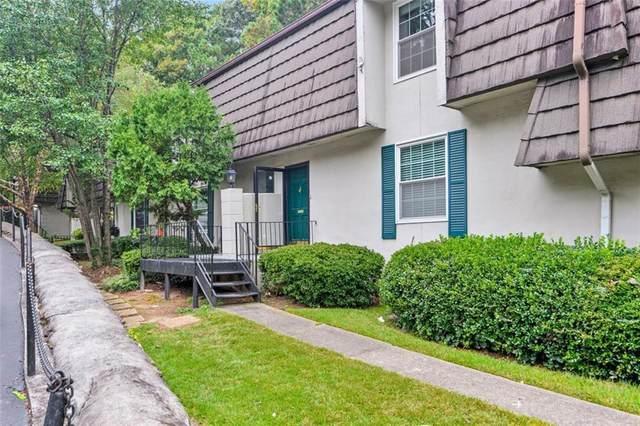 725 Dalrymple Road 4D, Sandy Springs, GA 30328 (MLS #6950117) :: Kennesaw Life Real Estate