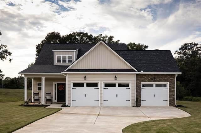 114 Burnt Hickory Lane Se Lane, Calhoun, GA 30701 (MLS #6950145) :: North Atlanta Home Team