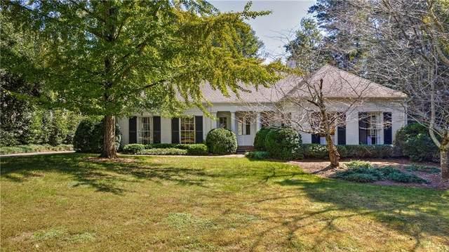 2755 Normandy Drive NW, Atlanta, GA 30305 (MLS #6950200) :: Lantern Real Estate Group