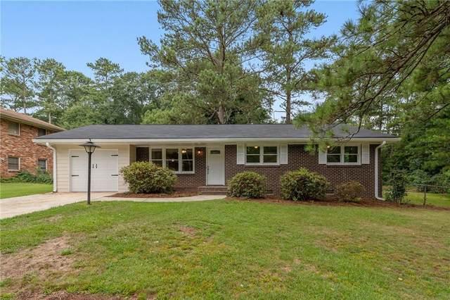 3212 Fern Drive, Tucker, GA 30084 (MLS #6950210) :: North Atlanta Home Team