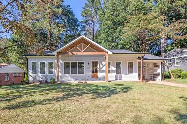 2658 Yale Terrace, Decatur, GA 30032 (MLS #6950286) :: North Atlanta Home Team