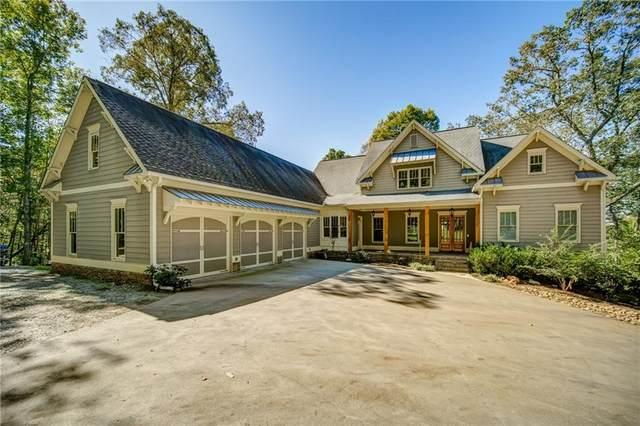 131 Mountain Brook Farms Drive, Ball Ground, GA 30107 (MLS #6950296) :: North Atlanta Home Team