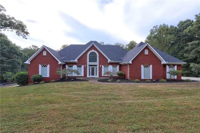 918 Pineridge Drive, Lake City, GA 30260 (MLS #6950325) :: North Atlanta Home Team