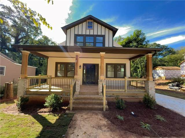 236 Mount Zion, Hapeville, GA 30354 (MLS #6950330) :: No Place Like Home Georgialina