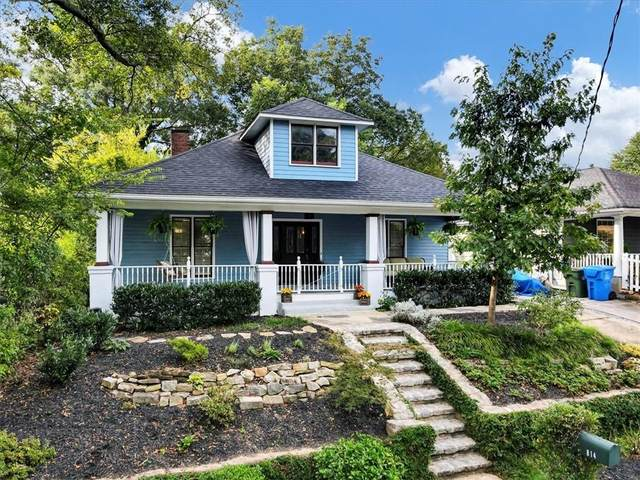 814 Antone Street NW, Atlanta, GA 30318 (MLS #6950334) :: Virtual Properties Realty