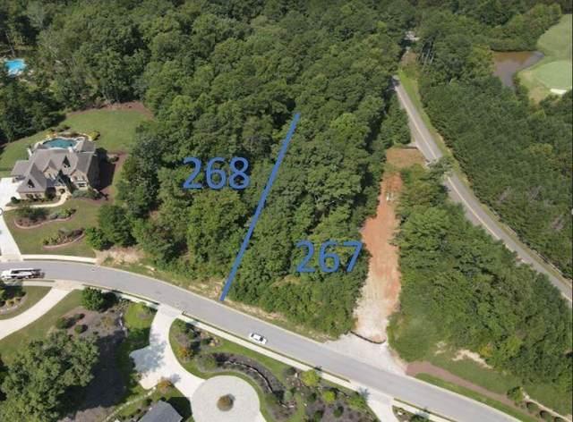 16027 Manor Club Drive Drive, Milton, GA 30004 (MLS #6950385) :: North Atlanta Home Team