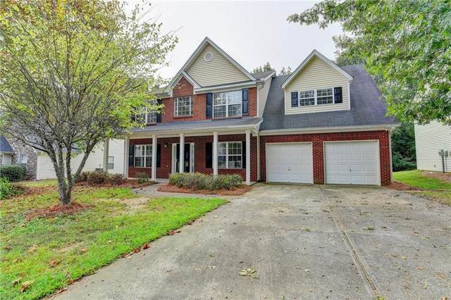 3600 Hamilton Creek Trail, Buford, GA 30519 (MLS #6950439) :: Tonda Booker Real Estate Sales