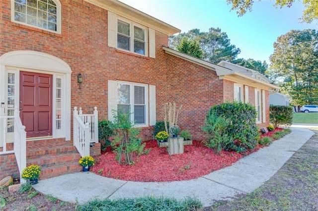 2167 Lunceford Lane SW, Lilburn, GA 30047 (MLS #6950450) :: North Atlanta Home Team