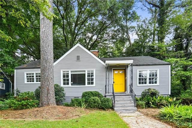 716 Stokeswood Avenue SE, Atlanta, GA 30316 (MLS #6950457) :: Tonda Booker Real Estate Sales