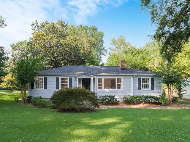 2097 Fairhaven Circle NE, Atlanta, GA 30305 (MLS #6950477) :: Dawn & Amy Real Estate Team