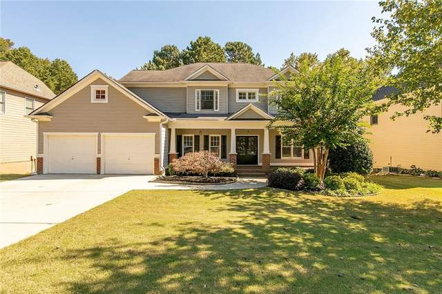 114 Gold Mill Place, Canton, GA 30114 (MLS #6950501) :: Dawn & Amy Real Estate Team