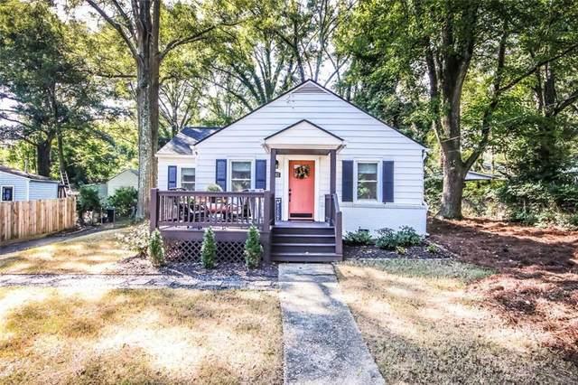 482 Freyer Drive NE, Marietta, GA 30060 (MLS #6950535) :: The Kroupa Team | Berkshire Hathaway HomeServices Georgia Properties