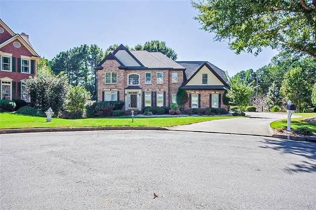 303 Heron Lake Court, Lawrenceville, GA 30043 (MLS #6950568) :: RE/MAX Paramount Properties