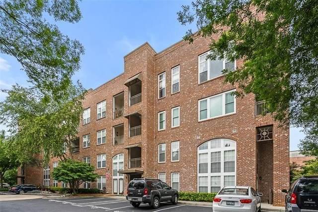 600 Brickworks Circle #6104, Atlanta, GA 30307 (MLS #6950616) :: Tonda Booker Real Estate Sales