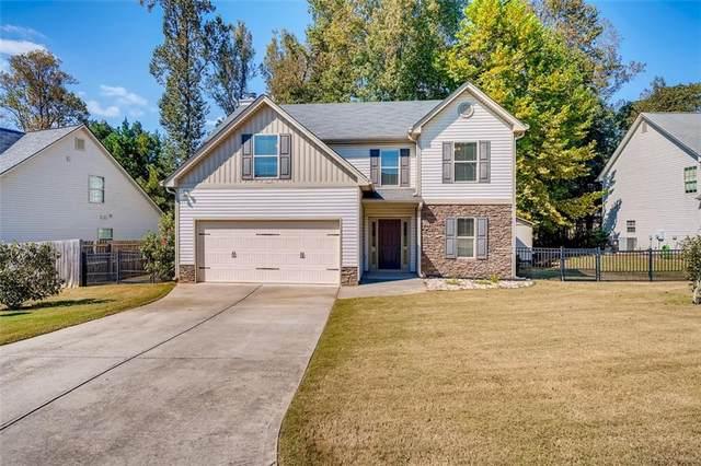 90 Rand Way, Dawsonville, GA 30534 (MLS #6950630) :: North Atlanta Home Team
