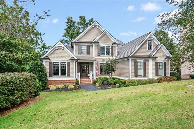 104 Stonehaven Drive, Dawsonville, GA 30534 (MLS #6950653) :: Cindy's Realty Group