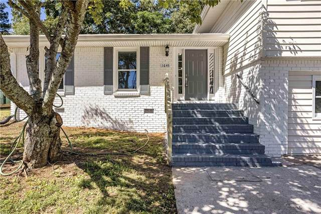 1645 Oak Forest Drive SE, Conyers, GA 30013 (MLS #6950678) :: Path & Post Real Estate