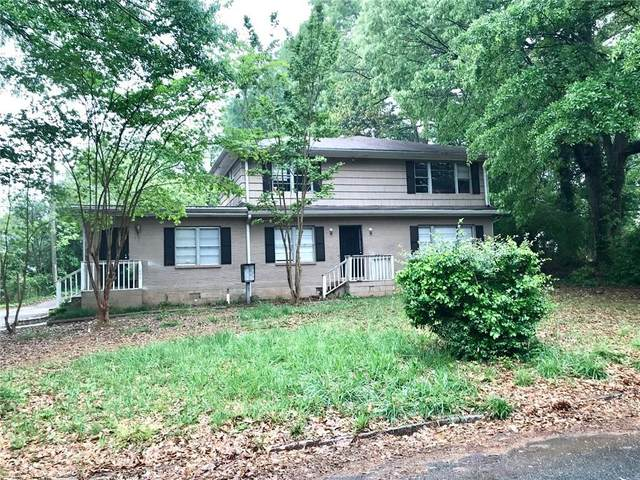 1895 Stockton Street, Decatur, GA 30032 (MLS #6950726) :: Dawn & Amy Real Estate Team
