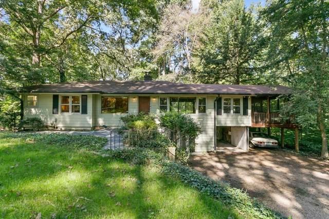 755 Mount Paran Road, Sandy Springs, GA 30327 (MLS #6950728) :: Lantern Real Estate Group