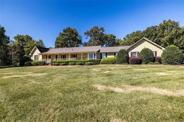2877 Floyd Springs, Armuchee, GA 30105 (MLS #6950754) :: North Atlanta Home Team
