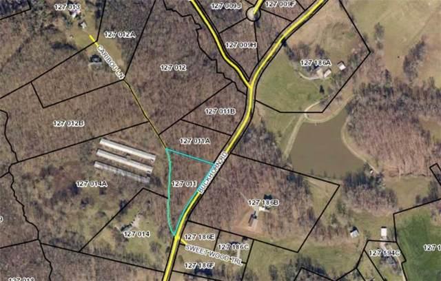 0 Buckhorn (Lot #1) Road, Clarkesville, GA 30523 (MLS #6950785) :: North Atlanta Home Team