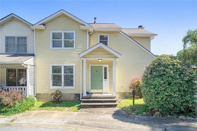 9 Old Decatur Circle, Decatur, GA 30030 (MLS #6950831) :: North Atlanta Home Team