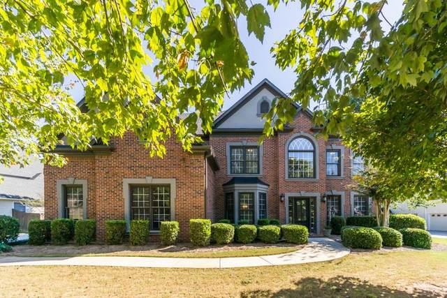 820 Aronson Lake Court, Roswell, GA 30075 (MLS #6950843) :: The Kroupa Team | Berkshire Hathaway HomeServices Georgia Properties