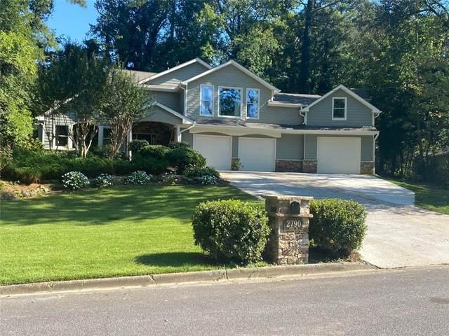 2790 Burtz Drive, Marietta, GA 30068 (MLS #6950846) :: North Atlanta Home Team