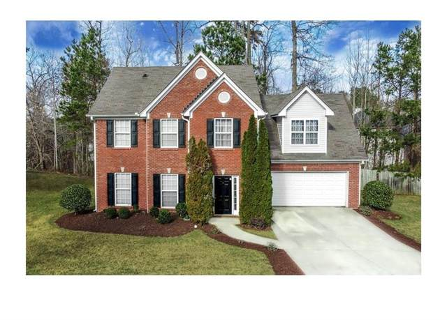 1080 Chimney Trace Way, Lawrenceville, GA 30045 (MLS #6950852) :: North Atlanta Home Team