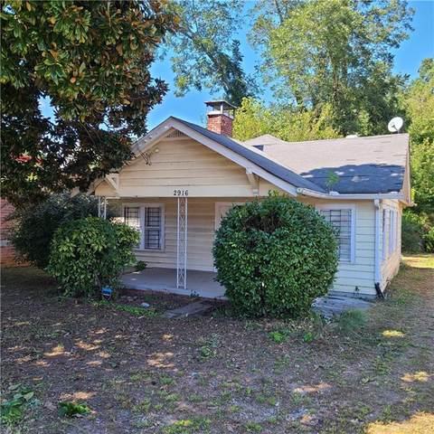 2916 Memorial Drive SE, Atlanta, GA 30317 (MLS #6950868) :: The Kroupa Team | Berkshire Hathaway HomeServices Georgia Properties