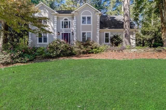 1006 Pinbrook Drive, Lawrenceville, GA 30043 (MLS #6950911) :: North Atlanta Home Team