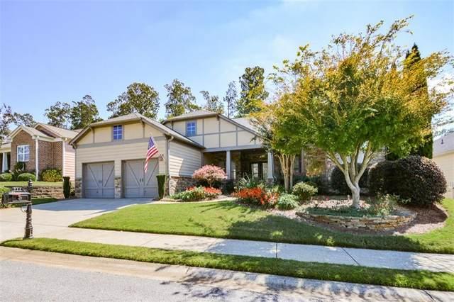 711 Springer Mountain Drive, Canton, GA 30114 (MLS #6950912) :: North Atlanta Home Team