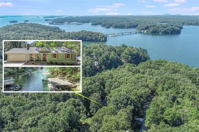 5386 Woodland Circle, Gainesville, GA 30504 (MLS #6950933) :: Path & Post Real Estate
