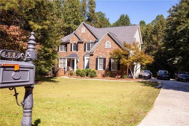 585 Devonshire Farms Way, Alpharetta, GA 30004 (MLS #6950980) :: North Atlanta Home Team