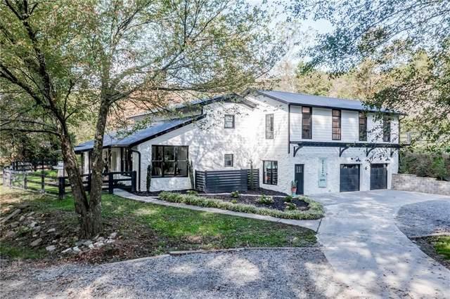 8393 Boardtown Road, Ellijay, GA 30540 (MLS #6950984) :: Lantern Real Estate Group