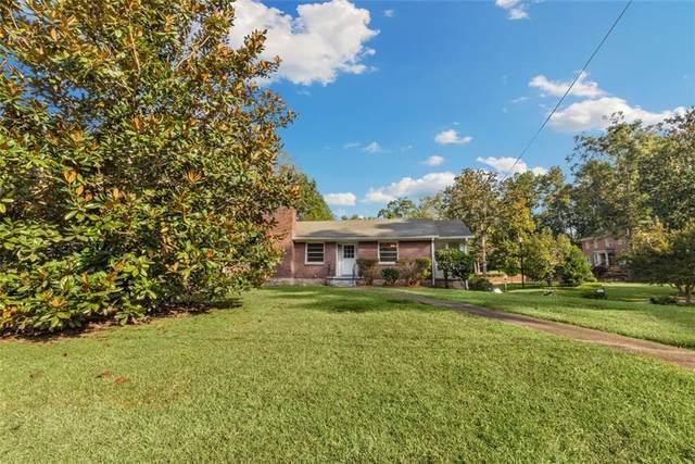 1922 Jacolyn Pl NE, Atlanta, GA 30329 (MLS #6950990) :: Path & Post Real Estate