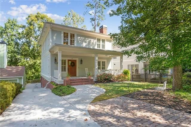 481 Overbrook Drive NW, Atlanta, GA 30318 (MLS #6950991) :: The Kroupa Team | Berkshire Hathaway HomeServices Georgia Properties