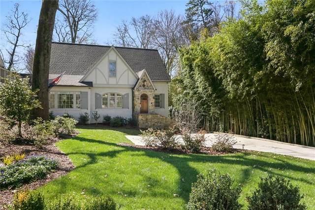 893 E Rock Springs Road NE, Atlanta, GA 30306 (MLS #6951057) :: Dawn & Amy Real Estate Team