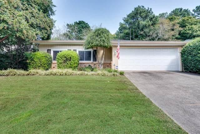 3771 Wimbledon Way, Peachtree Corners, GA 30092 (MLS #6951070) :: North Atlanta Home Team
