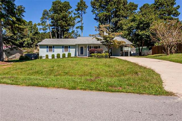 4902 Sunrise Way, Gainesville, GA 30504 (MLS #6951085) :: Path & Post Real Estate