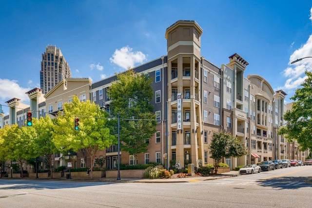390 17th Street NW #6011, Atlanta, GA 30363 (MLS #6951092) :: Dawn & Amy Real Estate Team