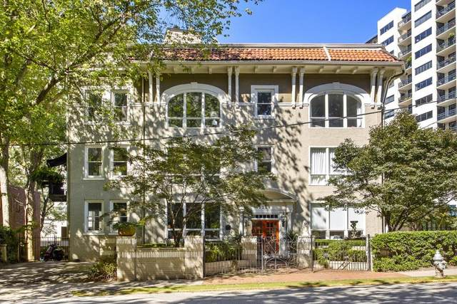 1116 Piedmont Avenue #12, Atlanta, GA 30309 (MLS #6951096) :: Cindy's Realty Group