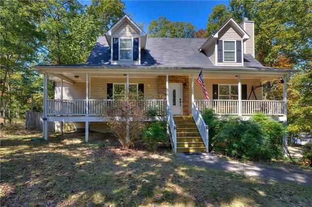 109 Cayuse Court, Waleska, GA 30183 (MLS #6951097) :: Tonda Booker Real Estate Sales