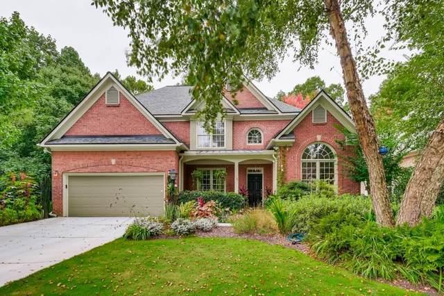 3715 Highcroft Circle, Peachtree Corners, GA 30092 (MLS #6951111) :: North Atlanta Home Team