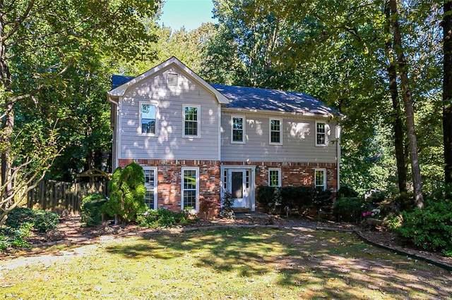 325 Spring Ridge Drive, Roswell, GA 30076 (MLS #6951134) :: North Atlanta Home Team