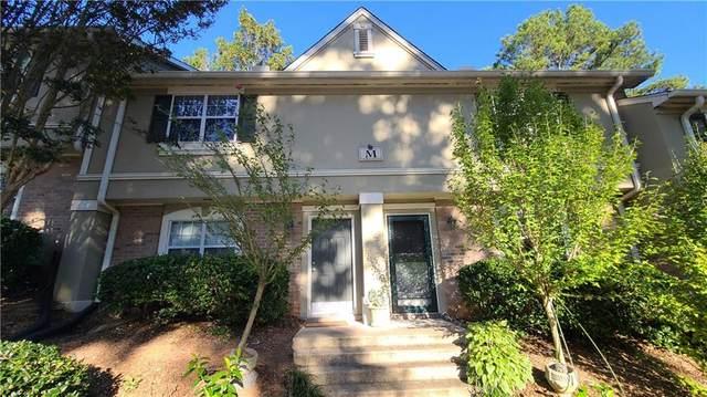 6900 Roswell Road M5, Atlanta, GA 30328 (MLS #6951164) :: Virtual Properties Realty