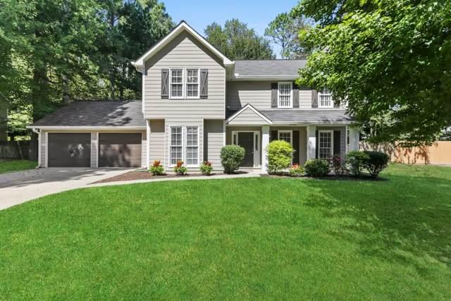 301 Sumter Drive, Marietta, GA 30066 (MLS #6951207) :: North Atlanta Home Team