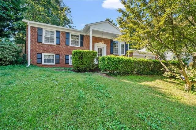 2500 Rolling View Drive SE, Smyrna, GA 30080 (MLS #6951229) :: North Atlanta Home Team