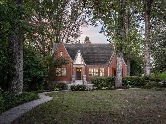 136 Glenn Circle, Decatur, GA 30030 (MLS #6951288) :: Lantern Real Estate Group