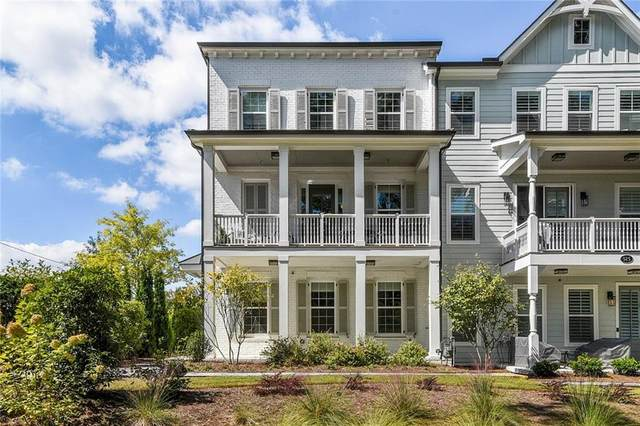 515 Woods Walk Crossing, Alpharetta, GA 30009 (MLS #6951318) :: North Atlanta Home Team